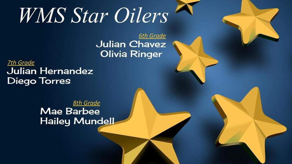 April Star Oilers